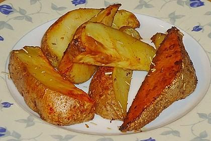 Backofen - Kartoffeln 19