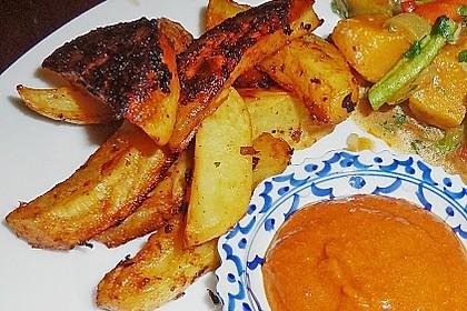 Backofen - Kartoffeln 23