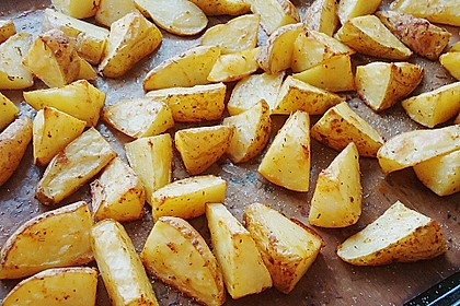 Backofen - Kartoffeln 9