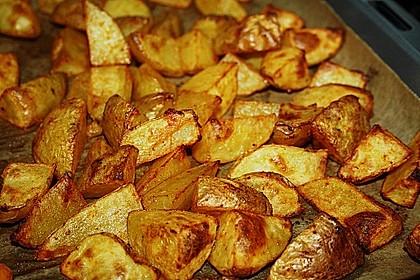 Backofen - Kartoffeln 14