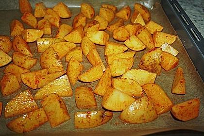 Backofen - Kartoffeln 13
