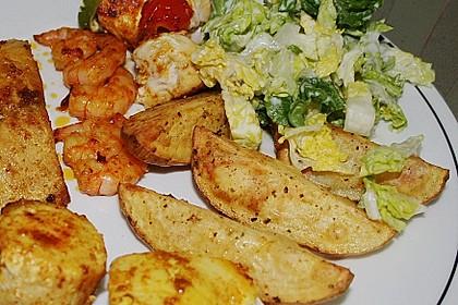 Backofen - Kartoffeln 8