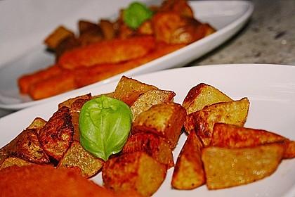 Backofen - Kartoffeln 3