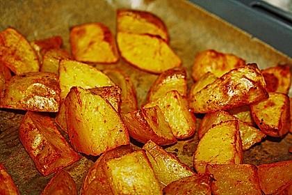 Backofen - Kartoffeln 7