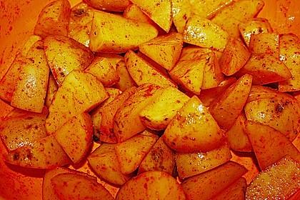 Backofen - Kartoffeln 20