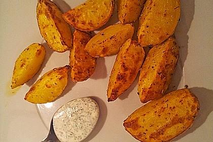 Backofen - Kartoffeln 2