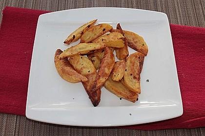 Backofen - Kartoffeln 30