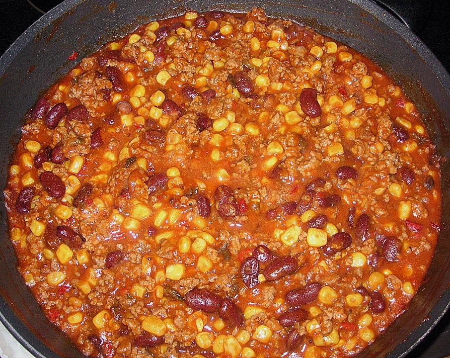 Chili Con Carne Für Kinder Von Muehle74 Chefkochde