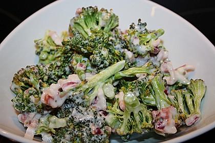 Brokkoli - Salat 2
