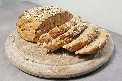 Hafer - Kartoffel - Brot (Bild)