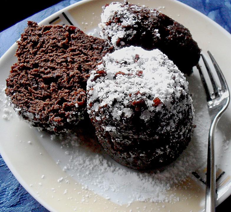 Mikrowellen Schokoladenkuchen In Der Tasse Von Bumblebee69