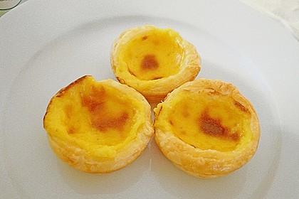 Portugiesische Puddingtörtchen 7