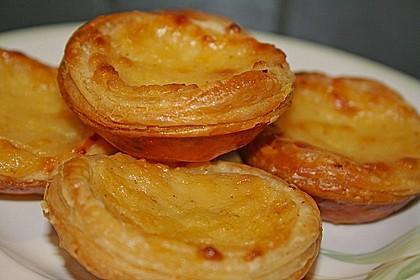 Portugiesische Puddingtörtchen 2