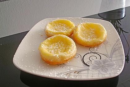 Portugiesische Puddingtörtchen 5