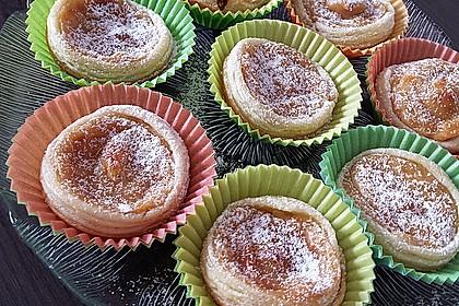 Portugiesische Puddingtörtchen 6