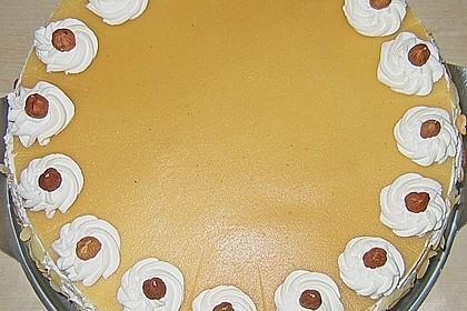 Marzipan - Nuss - Torte 1