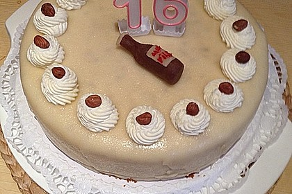Marzipan - Nuss - Torte 3