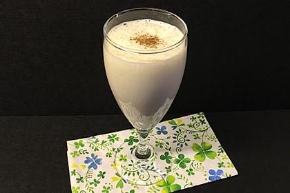 Bananen - Zimt - Shake (Bild)