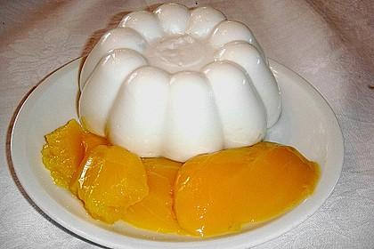 Kokos - Pudding 3