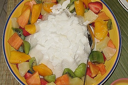 Kokos - Pudding 5