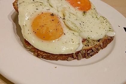 Eier in Sahne - gebacken 12