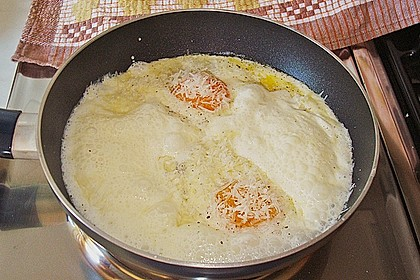 Eier in Sahne - gebacken 14