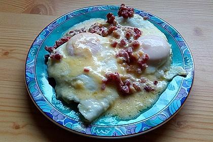 Eier in Sahne - gebacken 17