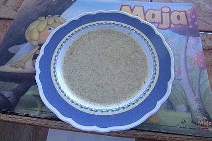 Brokkolisuppe (Bild)