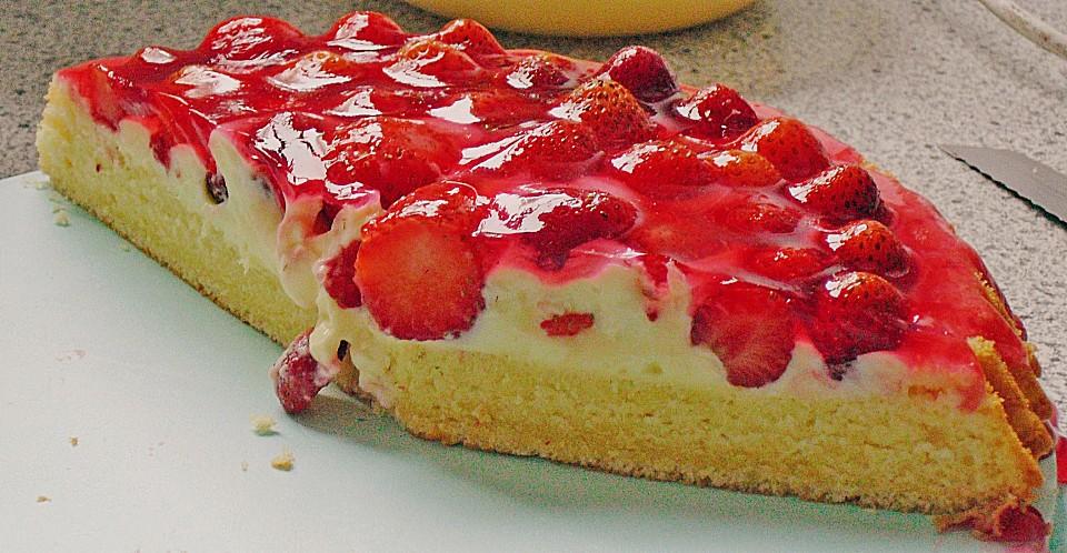 Tortenboden Für Obstkuchen Von Linzy Chefkoch