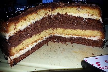 Happy Schoko Vanille Torte Von Damaris16 Chefkoch
