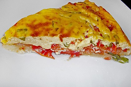 Tomaten - Quiche 4