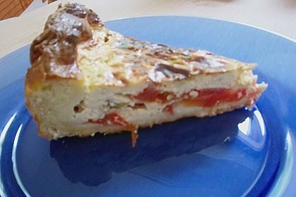 Tomaten - Quiche 5