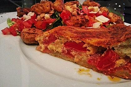 Tomaten - Quiche 3