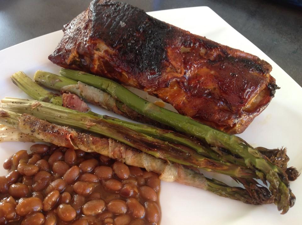 Spareribs Gasgrill Backofen : Spare ribs zum grillen oder für den backofen chefkoch