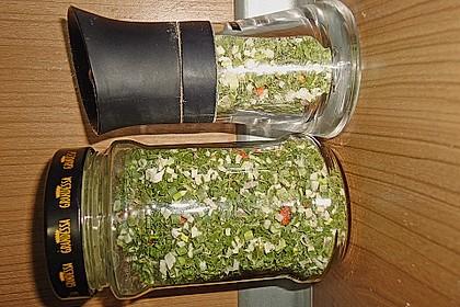 Salatdressingwürze auf Vorrat 3