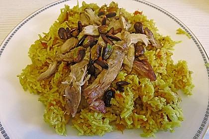 Arabisches Reisgericht Kabse 2