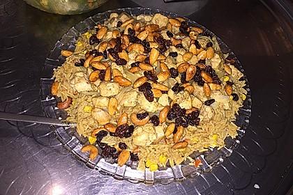 Arabisches Reisgericht Kabse 1