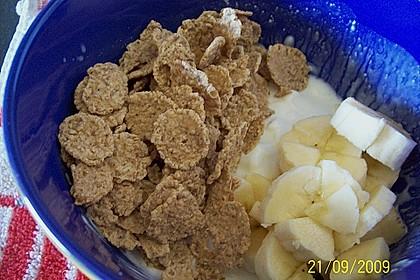 Großer Frühstücksquark 9