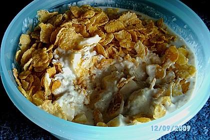 Großer Frühstücksquark 8