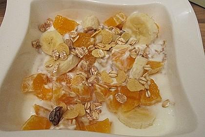 Großer Frühstücksquark 5