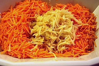 Möhren-Apfel-Salat 29