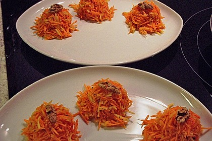 Möhren-Apfel-Salat 3