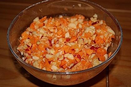 Möhren-Apfel-Salat 7