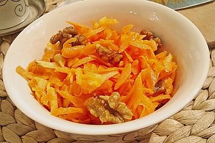 Möhren-Apfel-Salat 2