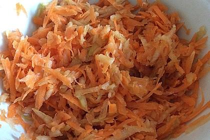 Möhren-Apfel-Salat 15