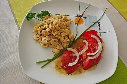 Teigwaren - Fisch - Salat