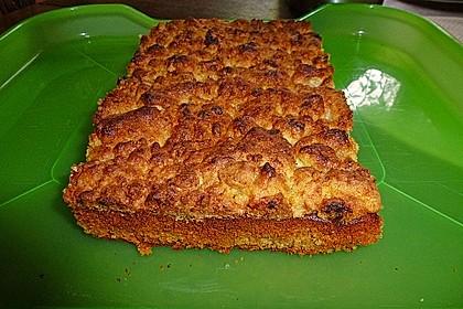 Jockels Kirsch - Marzipan - Streuselkuchen vom Blech 2