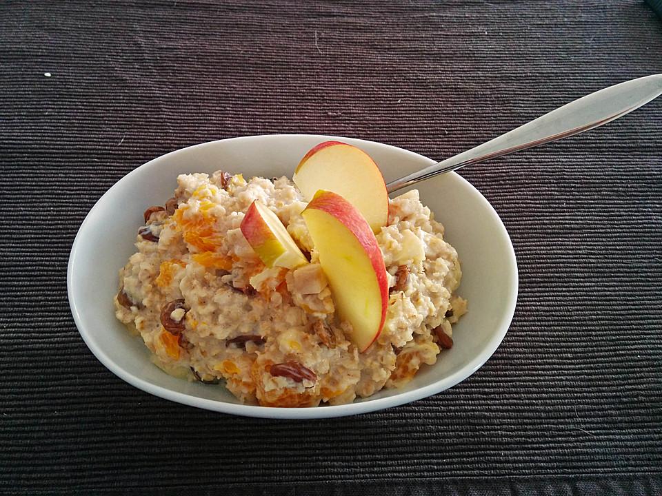 frühstück wenig kalorien