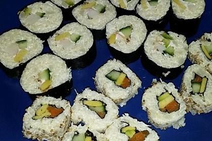 Low Carb Sushi 7