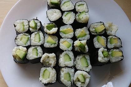 Low Carb Sushi 23
